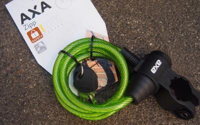 AXA(アクサ) Zipp / 120cm 8mm coil/ Green
